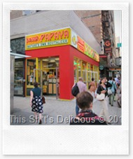 The ORIGINAL Papaya King!